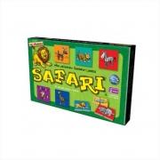 Meu Primeiro Quebra Cabeça Safari 32 Peças 2918 Pais E Filhos