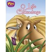 Mini Clássicos: O Leão E O Camundongo TodoLivro