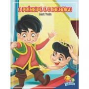 Mini Clássicos: Príncipe E O Mendigo TodoLivro