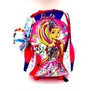 Mochila Com Rodinha Barbie Aventura Nas Estrelas 064735-08