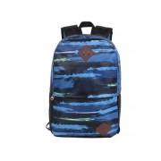 Mochila De Costas Anti Furto Azul G 52073 Dermiwil