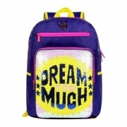 Mochila De Costas Capricho Dream Too Much G 11320 Dmw