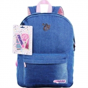 Mochila De Costas Capricho Patches G 11360 Dmw