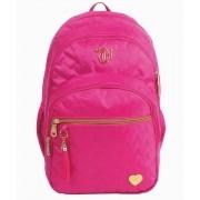 Mochila De Costas Capricho Pink G 10987 Dmw