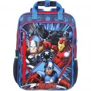 Mochila De Costas Max Super Marvel Avengers G 11596 Dmw