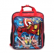 Mochila De Costas Super Max Marvel Comics G 11677 Dmw