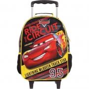 Mochila Escolar Com Rodinhas Carros G 51809 Dermiwil