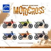 Moto Racing Motocross 0907 Roma