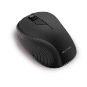 Mouse Sem Fio 2.4Ghz Preto USB M0212 Multilaser