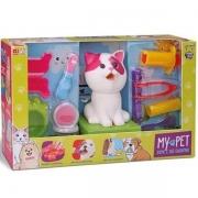 My Pet Come E Faz Caquinha Gato 8103 Diver Toys