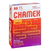 Papel A4 75grs 500 Folhas Chamex