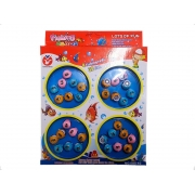 Pega Peixe Fishing Games Com 32 Peixinhos 9024 Polibrinq