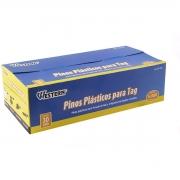 Pino Plástico Fixador Etiqueta 30mm Com 5000 Tag 530 Western