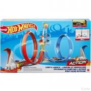Pista Hot Wheels Action Desafio Da Altura GRW39 Mattel