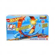 Pista  Hot Wheels Desafio De Voltas GTV14 Mattel