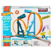 Pista Hot Wheels Track Builder Iinfinity Loop GVG10 Mattel