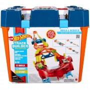 Pista Hot Wheels Track Builder Mega Caixa GNJ01 Mattel
