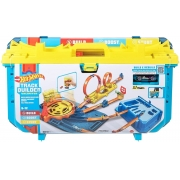 Pista Hot Wheels Trackbuilder Box Super Extrema GVG11 Mattel