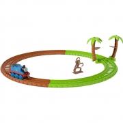 Pista Thomas E Amigos Na África GJX83 Mattel