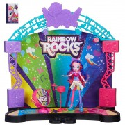 Playset My Little Pony Equestria Girls Palco Pop A8060 Hasbro