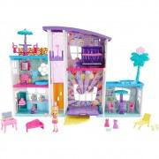 Playset Polly Pocket Mega Casa De  Surpresas GFR12 Mattel