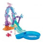 Polly Pocket Parque Aquático Dos Golfinhos FNH13 Mattel