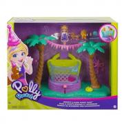 Polly Pocket Parque De Diversões Dos Cachorrinhos GWD80 Mattel