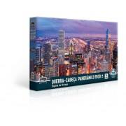 Quebra-Cabeça  1500 Peças Skyline De Chicago 2518 Toyster