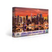 Quebra-Cabeça 1500 Peças Skyline De Manhattan 2642 Toyster