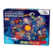 Quebra Cabeça 28 Peças Aventura Espacial 10796 Pais E Filhos