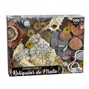 Quebra Cabeça 500 Pç Relíquias Do Pirata 10763 Pais E Filhos