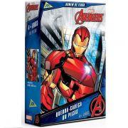 Quebra-Cabeça 60 Peças Os Vingadores Homem De Ferro Toyster