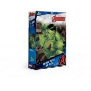 Quebra-Cabeça 60 Peças Os Vingadores Hulk 2685 Toyster