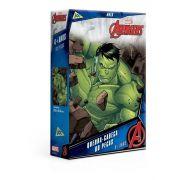 Quebra-Cabeça 60 Peças Os Vingadores Hulk Toyster