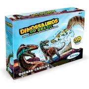 Quebra Cabeça Dinossauro Do Brasil 30 Peças 22009 Xalingo