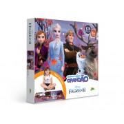 Quebra-Cabeça Grandão 120 Peças Frozen 2 2655 Toyster