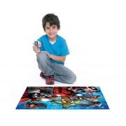 Quebra-Cabeça Grandão 120 Peças Os Vingadores 2752 Toyster
