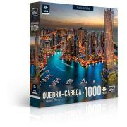 Quebra-Cabeça Paisagens Noturnas 1000 Peças 2308 Toyster