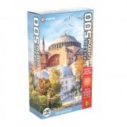 Quebra-Cabeça Puzzle 500 Peças Istambul 3918 Grow