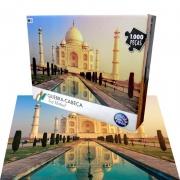 Quebra Cabeça Taj Mahal 1000 Peças 7267 Pais E Filhos