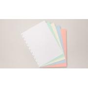 Refil Colorido Sem Pauta Grande CIRG4007 Caderno Inteligente