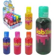Slime Ativador Lab 3499 Doce Brinquedo Unidade