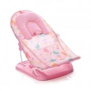 Suporte Para Banho Baby Shower Pink Safety
