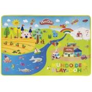 Tapete Infantil Divertido Play-Doh 80814 Fun