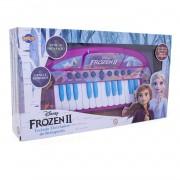 Teclado Eletrônico Infantil Frozen 2 Disney Toyng