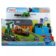 Thomas And Friends Thomas Transformacao Playset Gxh08 Mattel