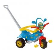 Triciclo Tico Tico Dino Azul 2801 Magic Toys