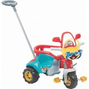 Triciclo Tico Tico Zoom Max Com Aro 2710L Magic Toys