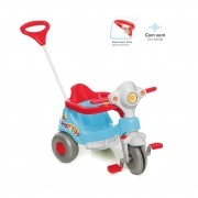 Triciclo Velocita 2 Em 1 Passeio E Pedal  953 Calesita