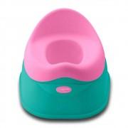 Troninho Infantil Baby Splash Rosa BB1003 Multilaser